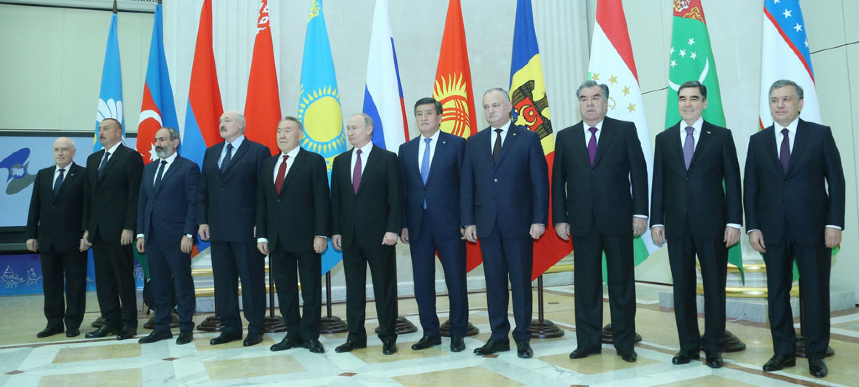 PRESIDENT OF TURKMENISTAN PARTICIPATED IN THE MEETING OF THE HEADS OF CIS MEMBER STATES IN ST. PETERSBURG