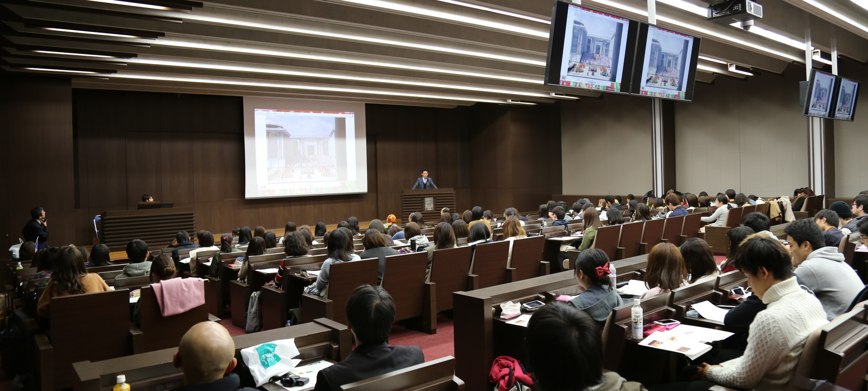 PRESENTATION OF TURKMENISTAN AND ASIADA-2017 WAS HELD AT THE KOKUGAKUIN UNIVERSITY OF TOKYO