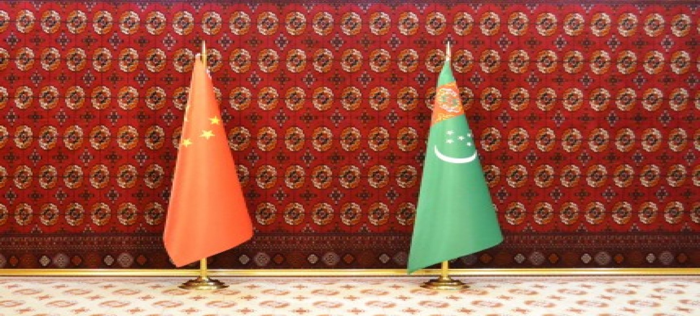 THE PRESIDENT OF THE PEOPLE'S REPUBLIC OF CHINA HAS SENT A LETTER TO THE PRESIDENT OF TURKMENISTAN