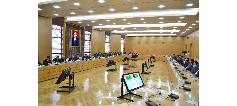 TURKMEN-AFGHAN BUSINESS FORUM HELD IN ASHGABAT